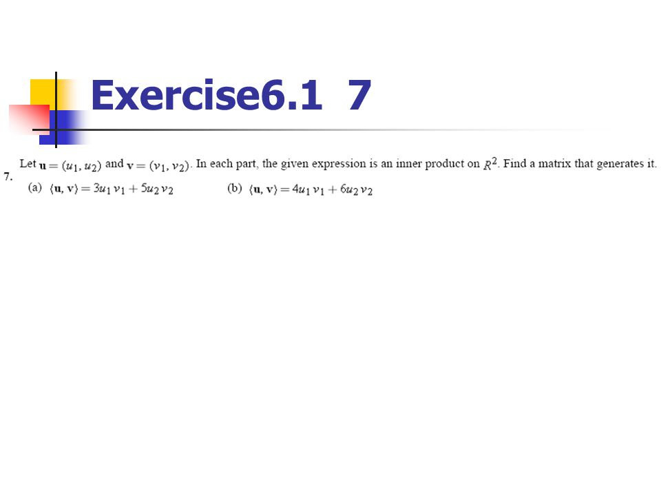 Exercise6.1 7