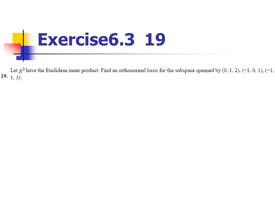 Exercise6.3 19