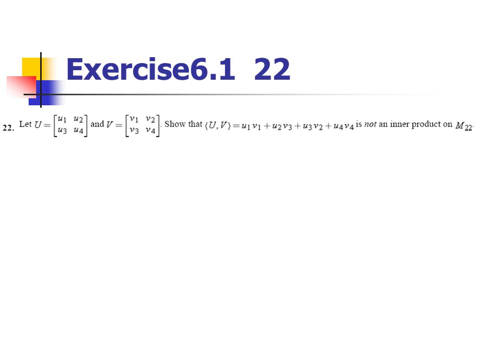 Exercise6.1 22