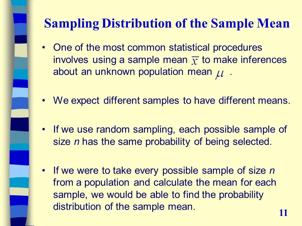 QBM117 Business Statistics Statistical Inference Sampling ...