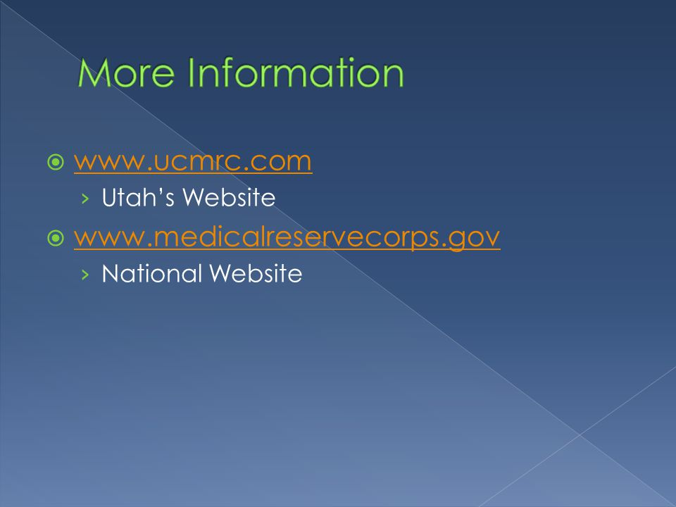      › Utah's Website      › National Website