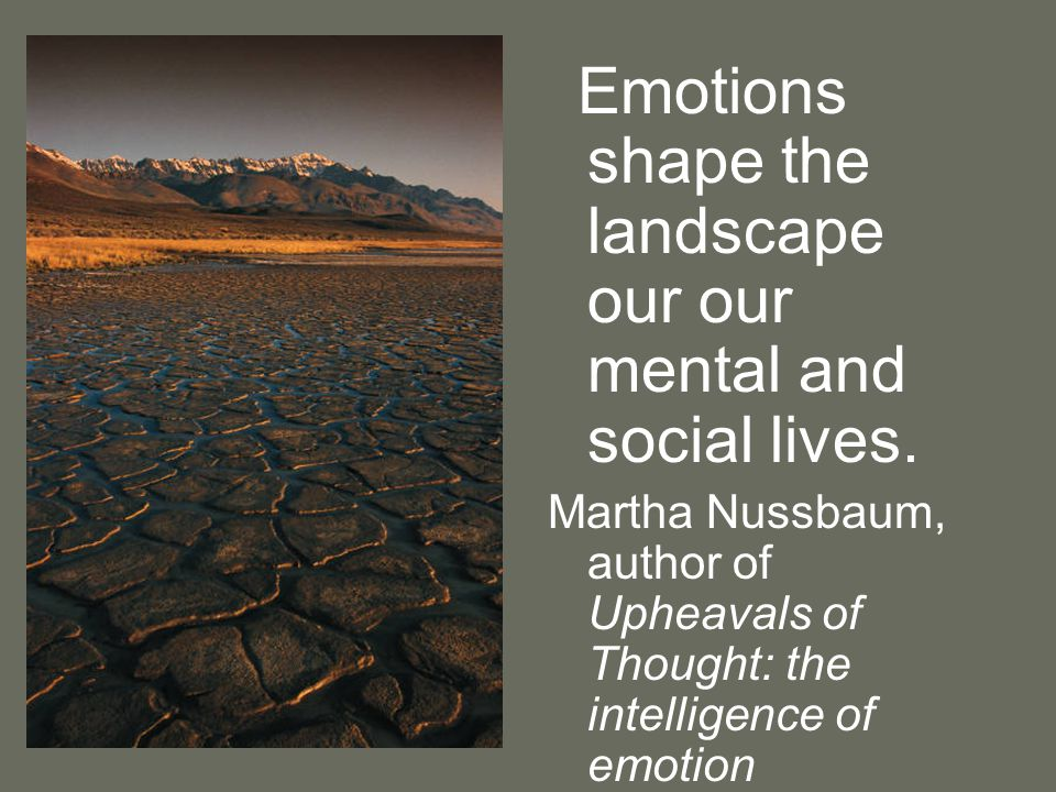 emotion as a way of knowing Chapter 6: ways of knowing – emotion (p 145) emotion is one of the four ways of knowing: • perception • language.