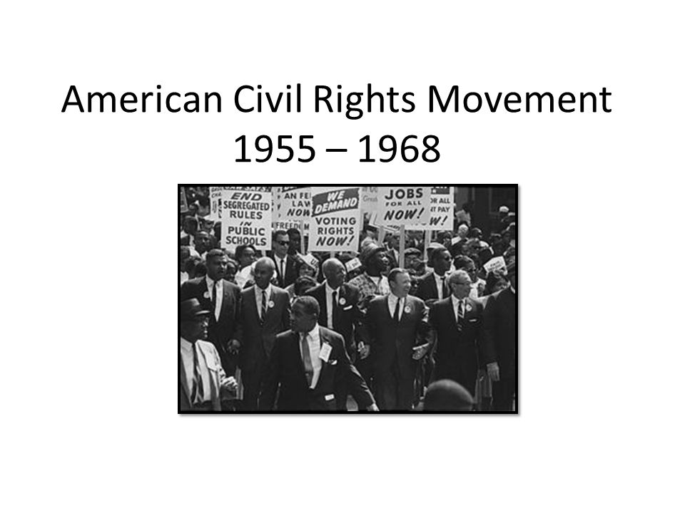 Essays On The Civil Rights Movement