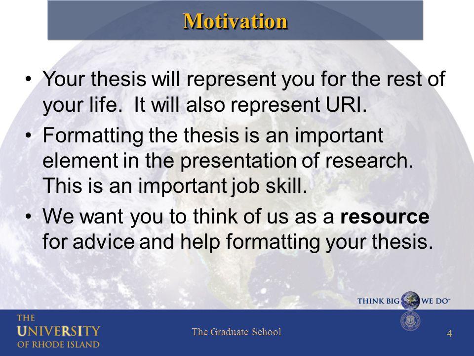 Rest Dissertation