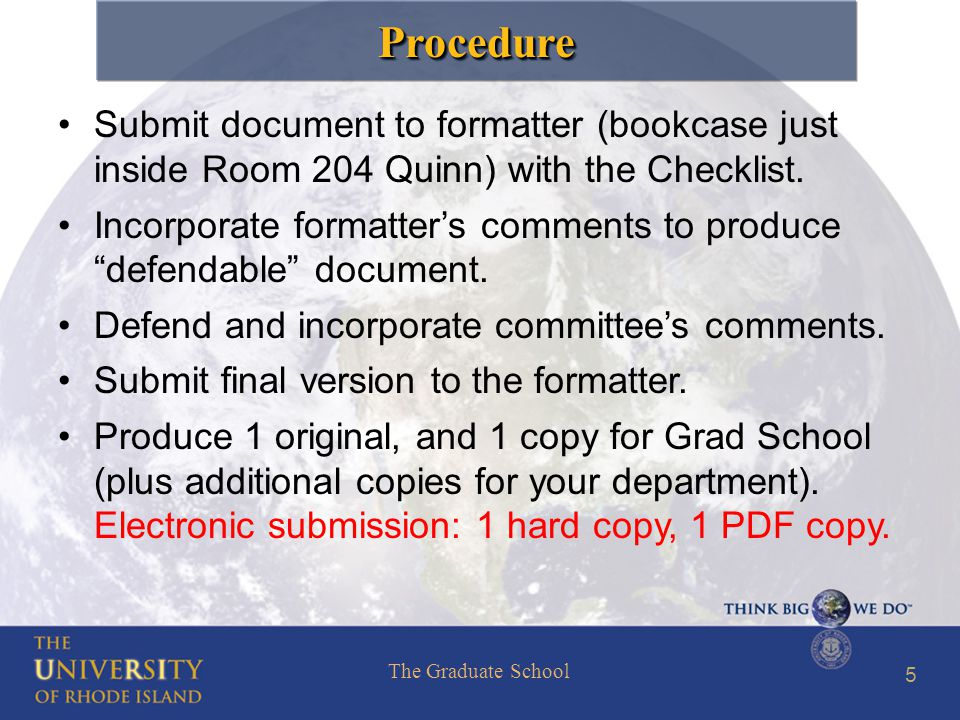 phd thesis proposal format