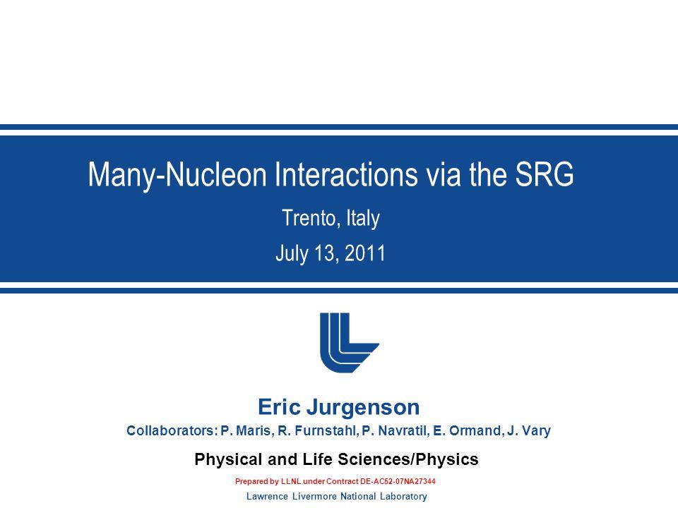 eric life sciences