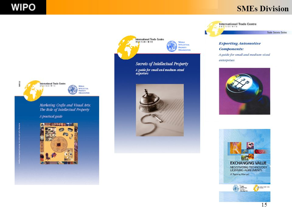 SMEs Division 15