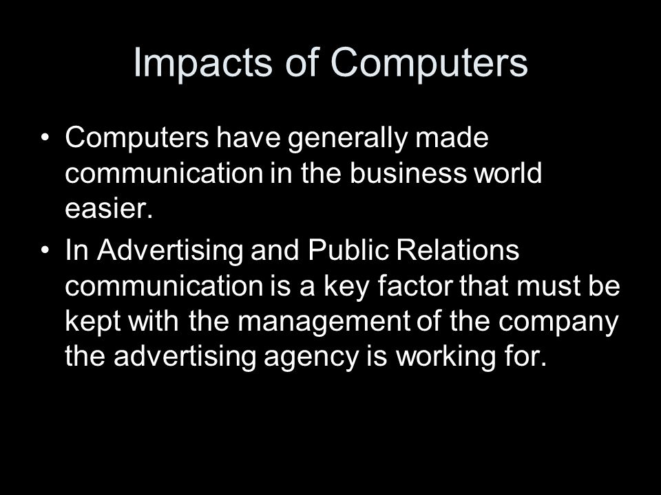 What is the coursework like as an advertising major?