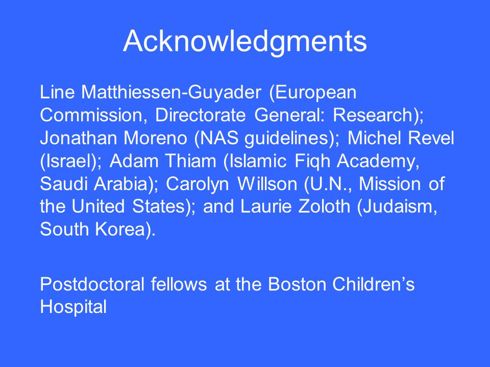 bioethics postdoctoral fellowships