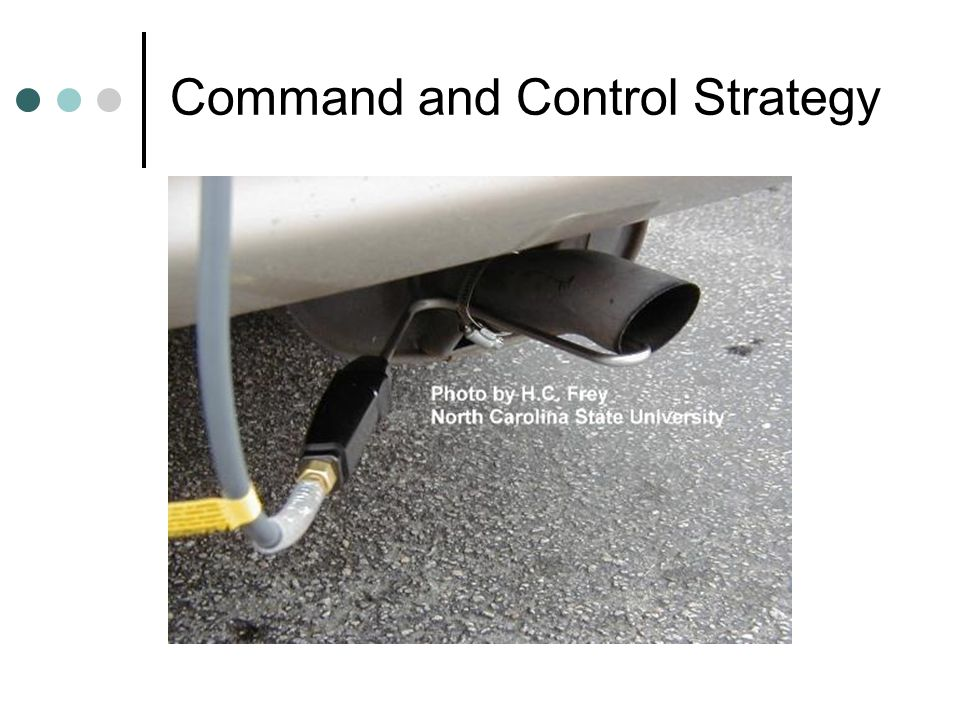 Command and Control Strategy