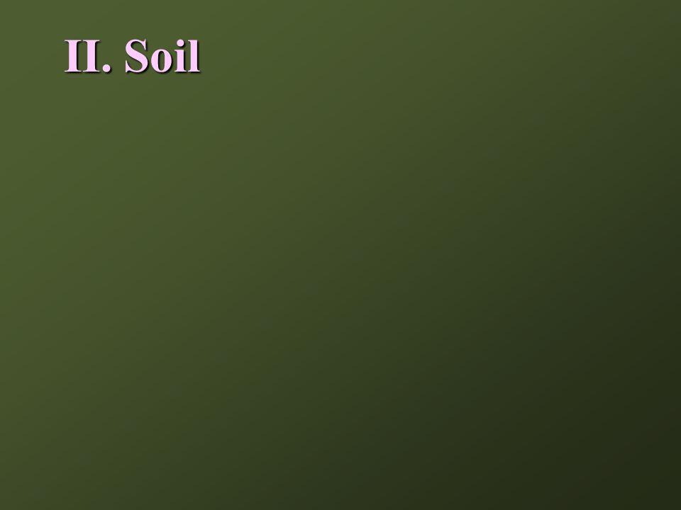 II.Soil