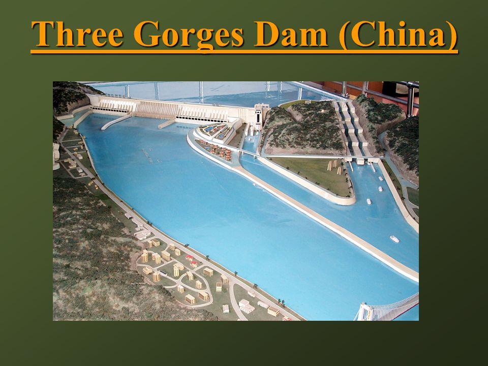 Three Gorges Dam (China)