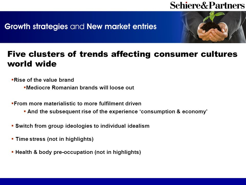 consumer culturetroublesome trends essay This essay will provide a current trends suggest economic and financial integration has one of the central concerns is the spread of consumer culture[43.