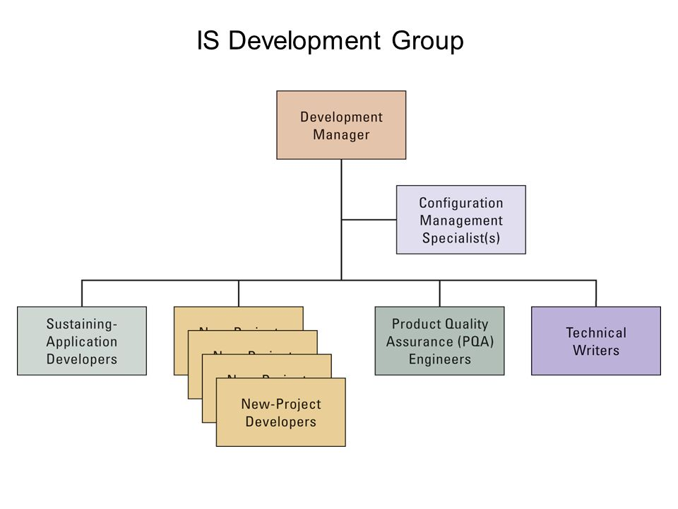 IS Development Group