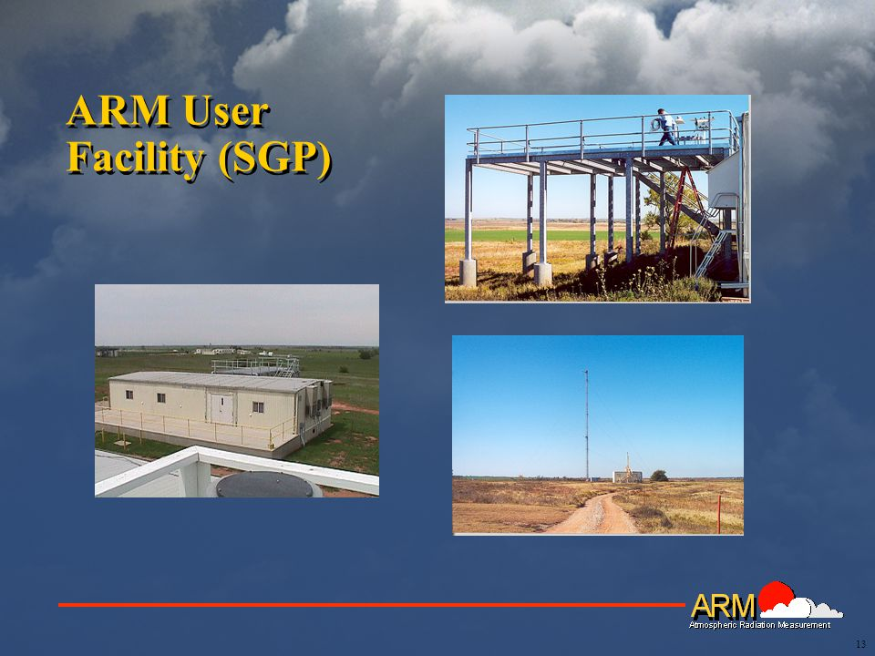 13 ARM User Facility (SGP)