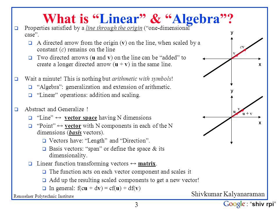 Linear Algebra Solved Problems