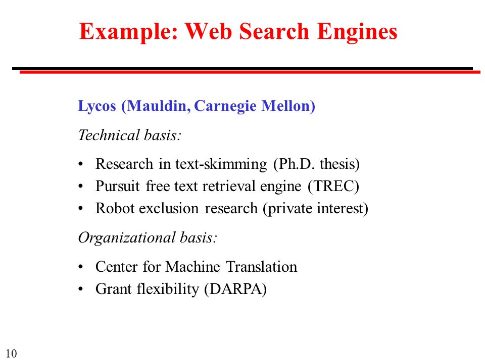 phd thesis search engine
