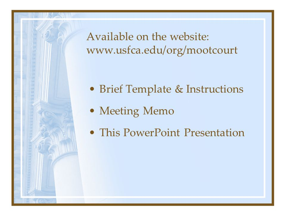 advocate of the year competition 2008 please take a memo and a, Presentation templates