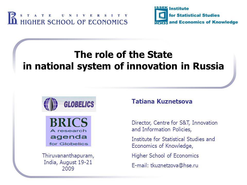 Information Mailing Address Russian Studies