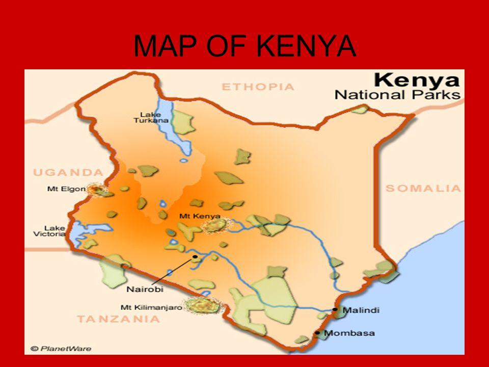 Kenya prepared by stella machooka map of kenya ppt download 3 map of kenya gumiabroncs Images