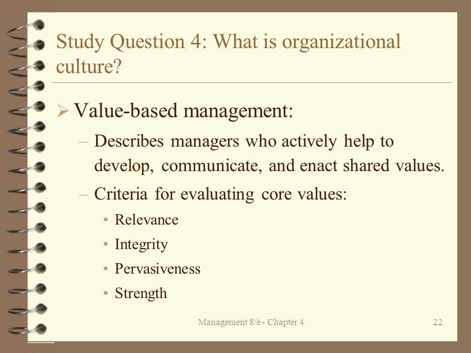 Culture question ! help !..,?