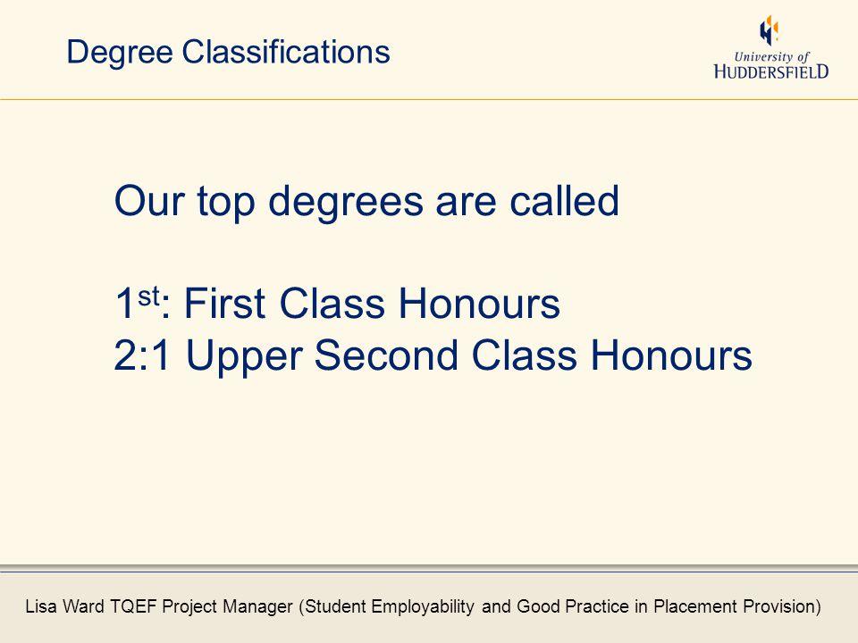 81+ 2 1 Honours Degree - Teesside University Students Celebrate