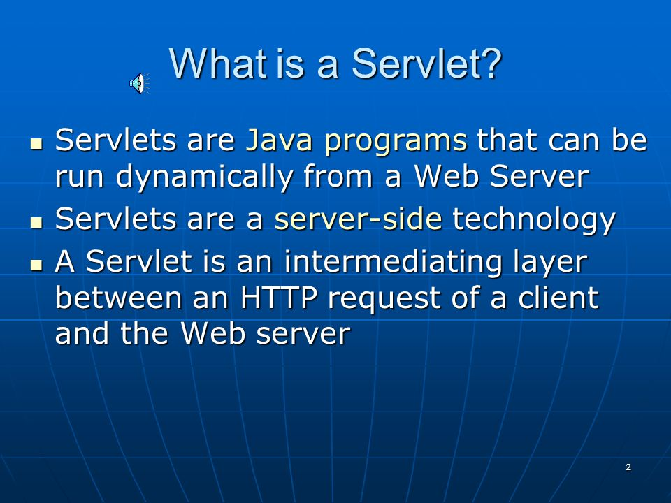 1 CS6320 – Why Servlets L. Grewe