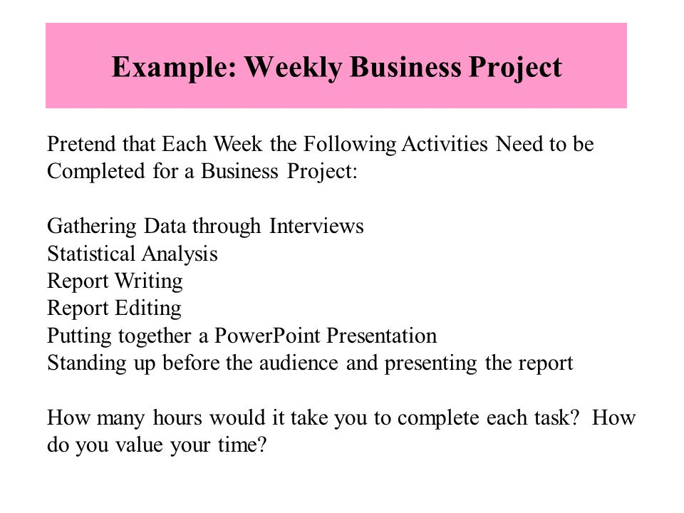 Business report writing powerpoint – Sample Business Report Example