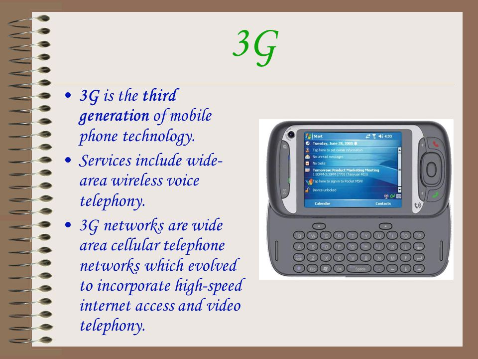 Global System for Mobile communication It's based on TDMA which means that many people can use the system at once.