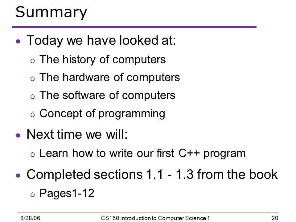 """an introduction to the history of computer problem y2k The history of computers the history of the computer dates back all the way to the this computer was expected to solve """"any mathematical problem""""."""