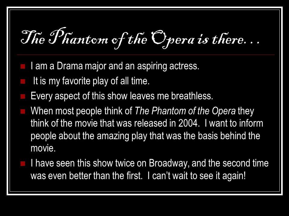Lyric lyrics opera : The Phantom of the Opera. The Overture The lyrics for the show ...