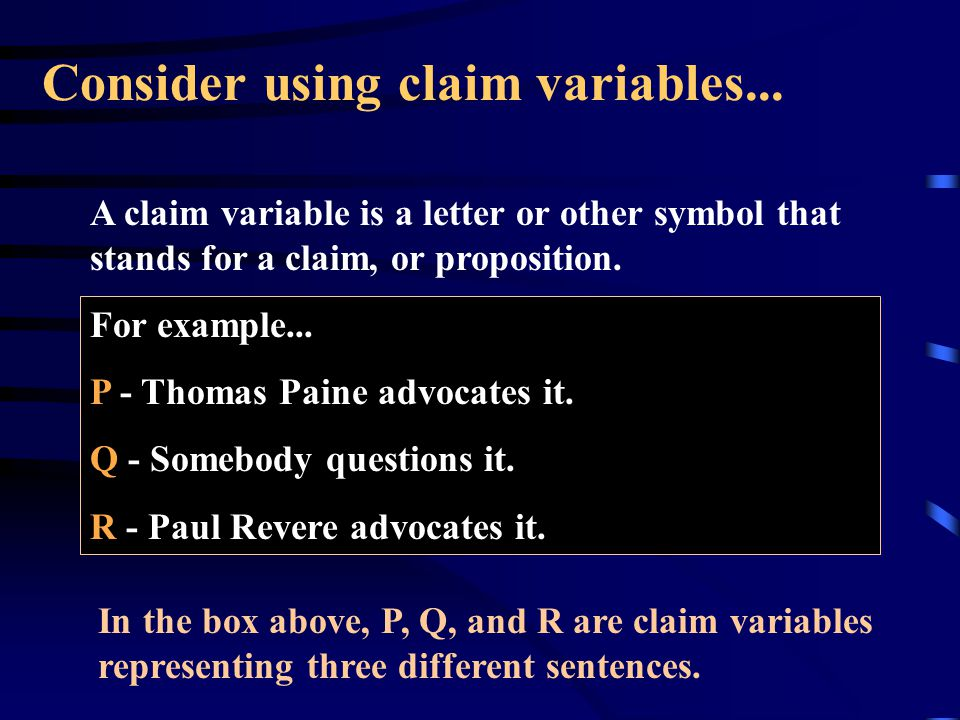 Consider using claim variables...