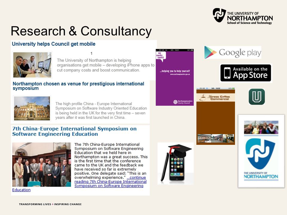 Research & Consultancy