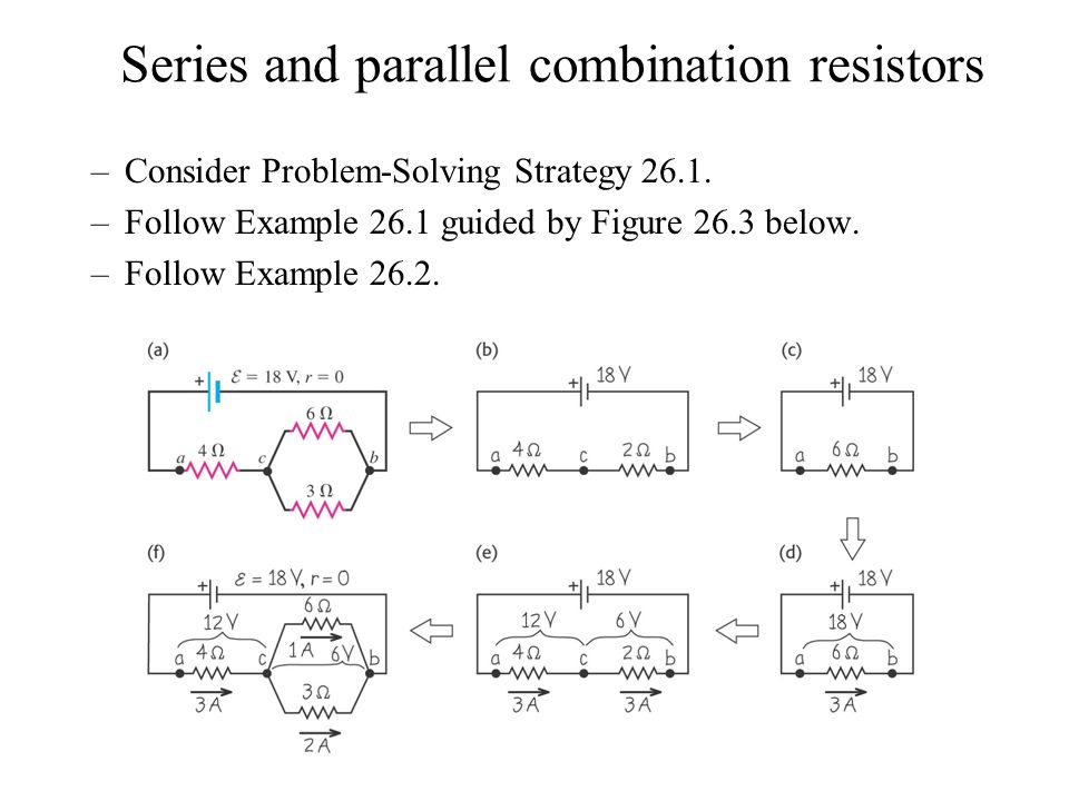 Solving combination problems