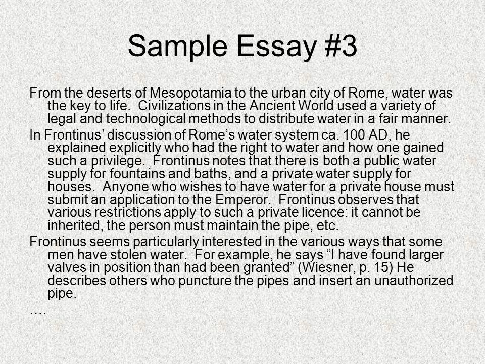 mesopotamia urbanization essay