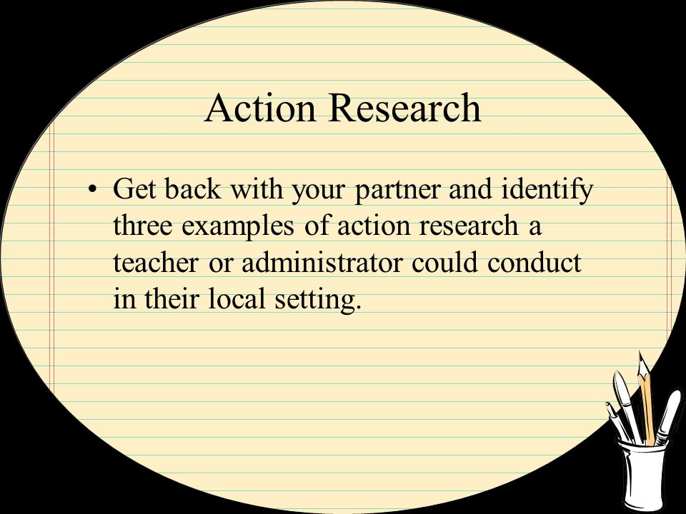essay on action research Are you interested in using a teacher research process in your classroom explore teacher research and action research.