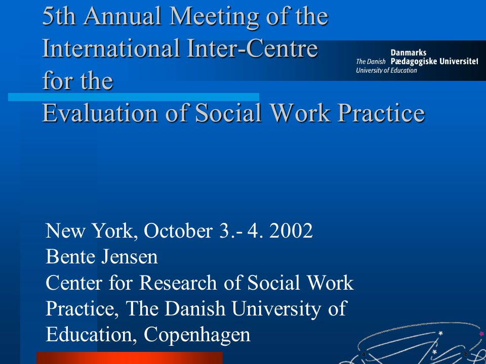 case studies in social work research Instruction through teaching case examples these the cases present issues encountered in social work practice related to the research knowledge.