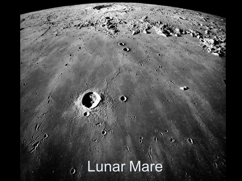 Mare Imbrium Lunar Mare