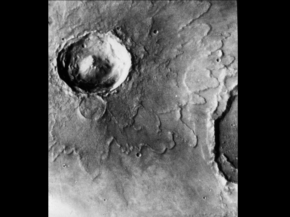 Mars Rampart Crater 3