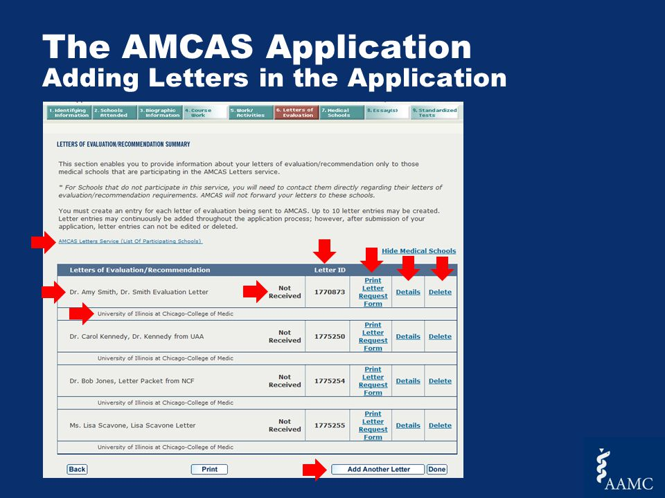 The AMCAS Application Your Path to Success Stanford University ...