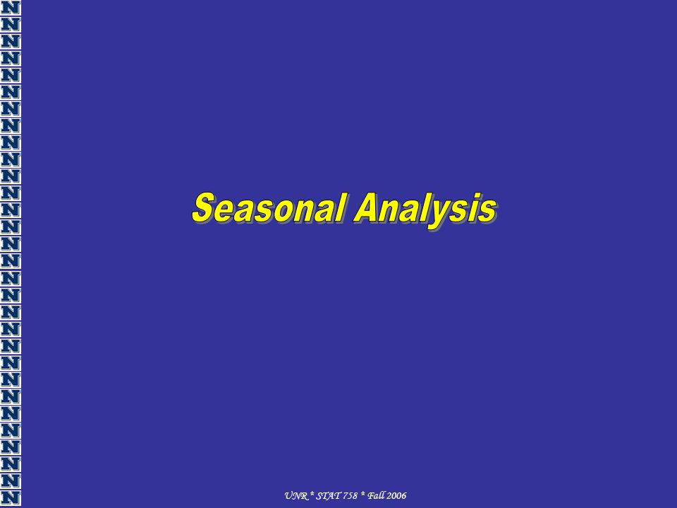 unr * stat 758 * fall what is the period? par(bg='yellow') plot, Presentation templates