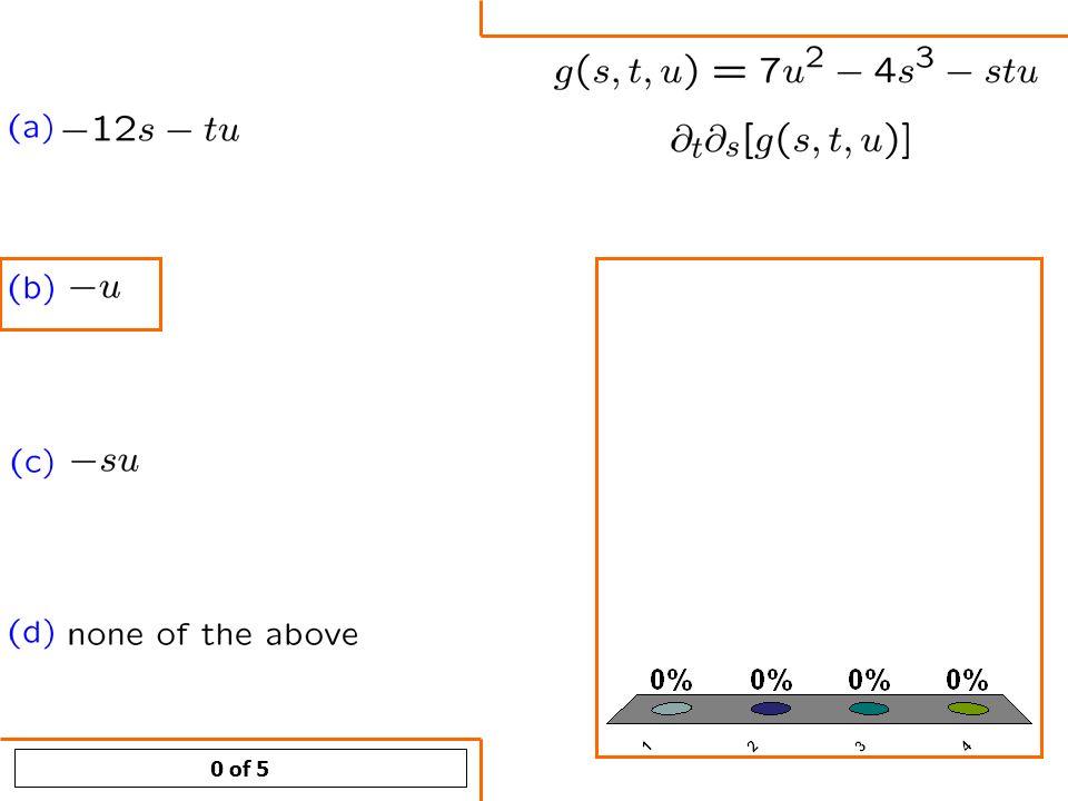 i.1 ii.2 iii.3 iv.4 1+1= 0 of 5