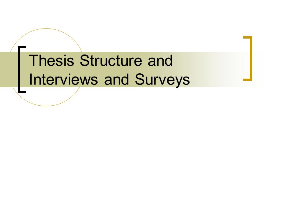 chapter 2 thesis study habits If you found as a result of your study that another topic should be looked at in order to offer more insight into this topic, then suggest that at this time it is important that this part of your conclusion chapter incorporate the implications of your findings in terms of other research in your area of study.