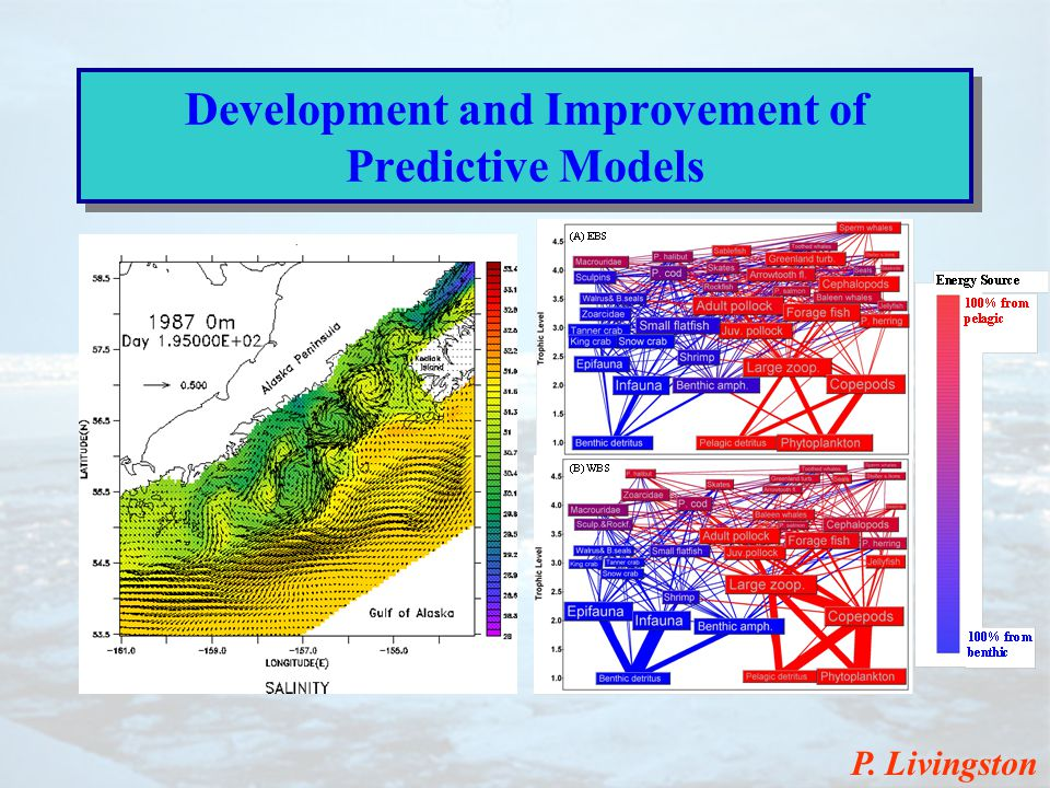 Development and Improvement of Predictive Models P. Livingston