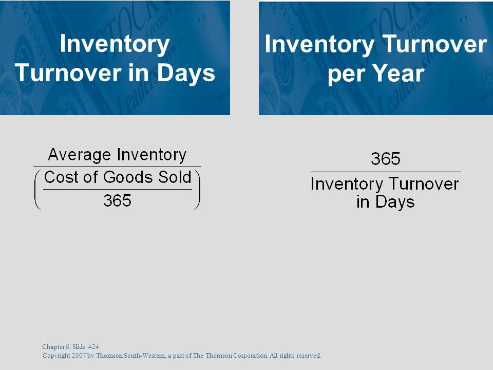 debt inventory papers short term