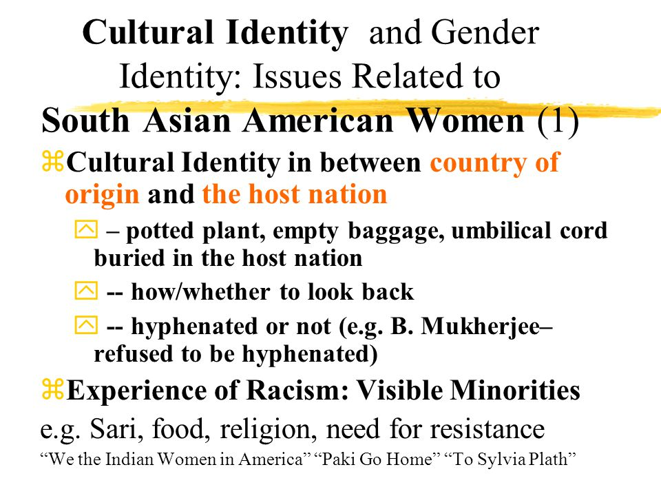 cltral identities