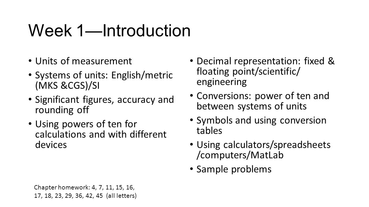 Circuit theory i elec 105 study guide for students using 5 week 1introduction units of measurement systems of units englishmetric mks cgssi significant figures accuracy and rounding off using powers of ten biocorpaavc Gallery