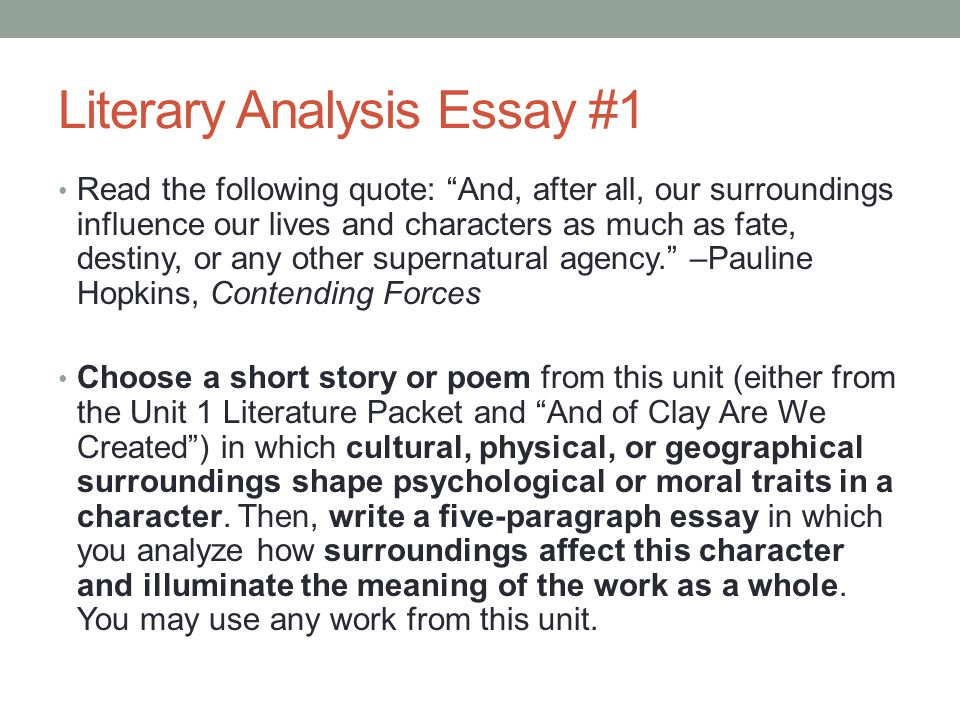 How is this essay (20 chars)?