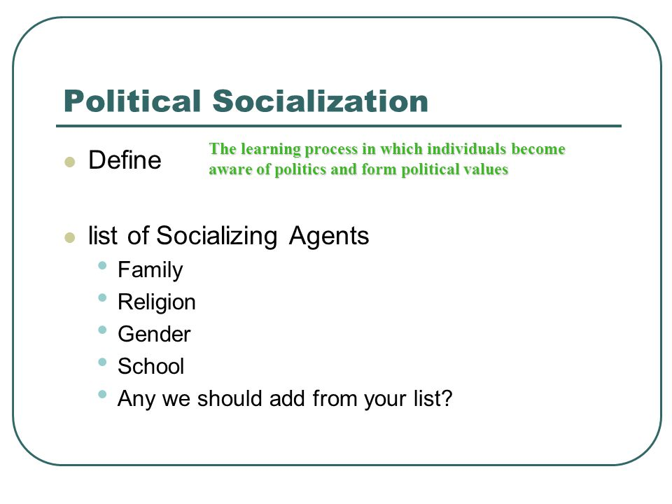 political awareness 2 essay Although the paths to political awareness, knowledge, and values differ  political beliefs and political behaviors  2 ♦ controlling how the poll is taken.