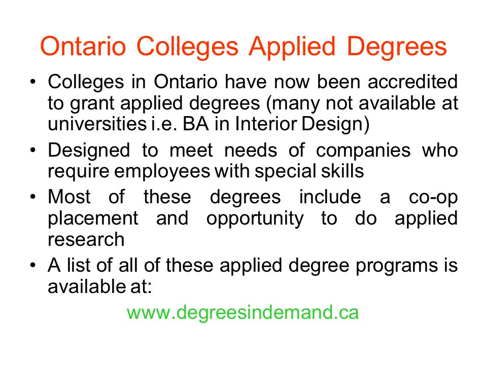 Applying To University And Or College In Ontario St Michael